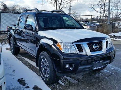 2017 Frontier Pro 4x by 2017 Nissan Frontier Pro 4x Toronto Ontario Car For