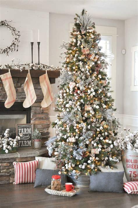 farmhouse christmas tree awesome party ideas christmas decorations christmas michael christmas
