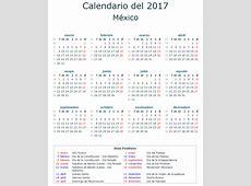Calendario laboral 2016 Financiamiento