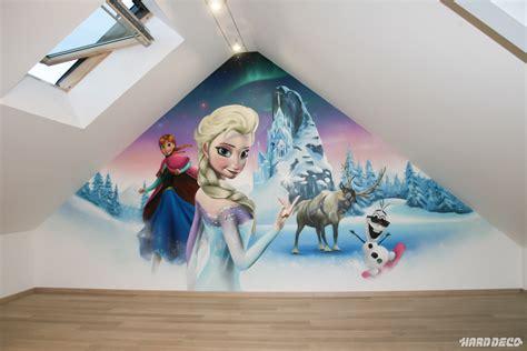 chambre reine des neiges decoration chambre la reine des neiges