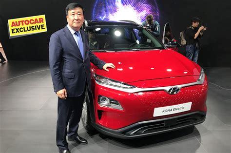 hyundai kona electric suv india launch   autocar india