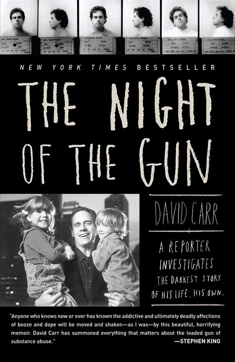 night gun carr david books reporter read shelf addiction amazon amc miniseries journalist author uncommon elevating measure truth record common