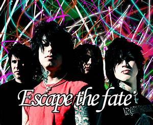 Escape The Fate Wallpaper by MCRROXXMYSOXX on DeviantArt