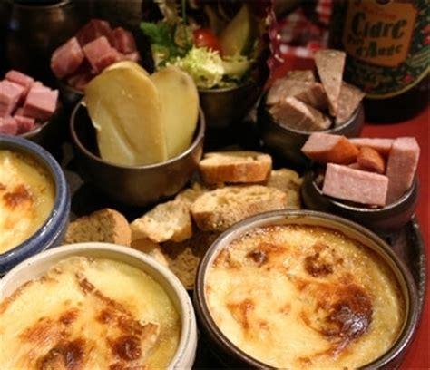 spécialité normande cuisine la fondue normande