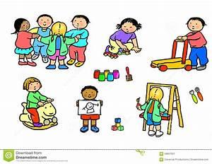 Preschool Rules Clipart (30+)