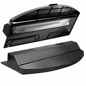 20 Gallon Fish Tank Lid With Light Aqueon 26 Gallon Deluxe Fluorescent Bow Front Hood 21782