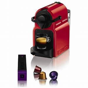 Nespresso Inissia Krups : krups nespresso inissia coffee machine red ebay ~ Melissatoandfro.com Idées de Décoration