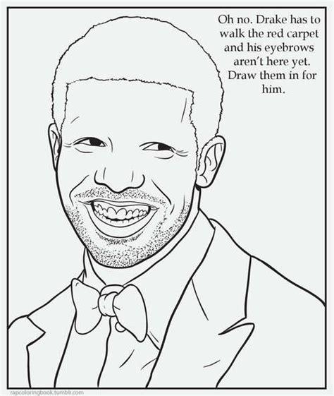 Hip Hop Cartoon Blogs  Rap Coloring Book