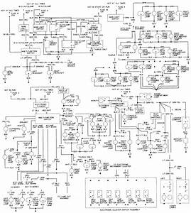 1987 Ford L8000 Alternator Wiring Diagram  Ford  Auto