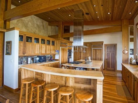 is my kitchen big enough for an island a retired computer scientist is selling his 800 acre ranch 9858