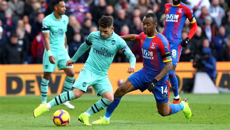 5 Fakta Menarik Derby London antara Palace vs Arsenal ...