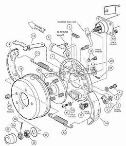 Brake Assembly  Rear