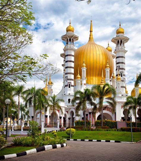 ubudiah mosque kuala kangsar malaysia built