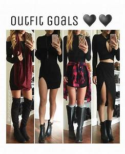 Outfit Goals For Girls