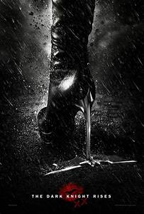 Catwoman Digs Her Heel Into New 'Dark Knight Rises' Movie ...