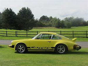 1974 Porsche 911 Carrera 2 7 Mfi Could Fetch New 911 Gt3 Money