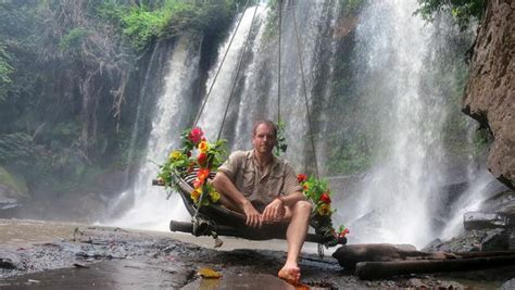 location josh gates pictures expedition unknown