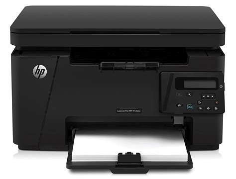 Hp photosmart c driver and software free downloads. HP LJ M126NW PRINTER DRIVERS