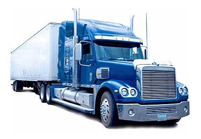 Truck Transparent Clipart Background Trucking Clip Cliparts