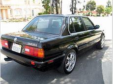 1991 BMW 325i Sedan [1991 BMW 325i Sedan] $8,80000
