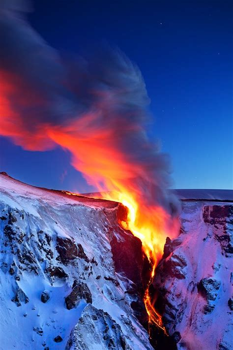Lava Falls Amazing World Nature Amazing Nature