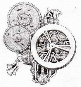 Cogs and gears in 2019   Gear drawing, Steampunk drawing ...