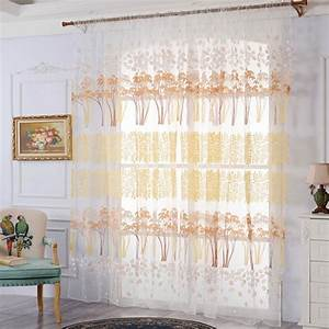 Modern, Home, Farmhouse, Style, Bedroom, Sheer, Curtains, Tulle, Curtains, For, Living, Room, Organza