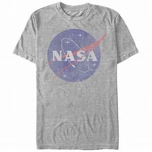 Nasa Men's - Logo T-Shirt