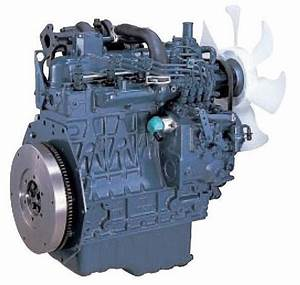 Kubota 05 Series Diesel Engine Service Repair Workshop