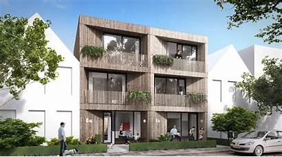 Flat Pack Houses Town 150k Reinvents Homebuilding