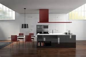new kitchen island new modern kitchen design carré by ernestomeda digsdigs