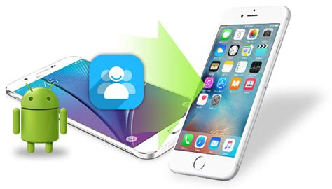 move from android to iphone how to transfer contacts from android to iphone
