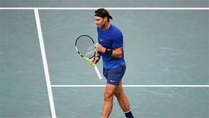 Rafael Nadal won against Pablo Cuevas during the third ...