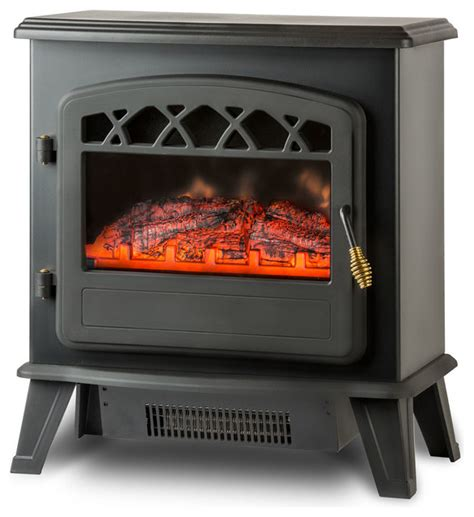 Electric Fireplaces Ottawa - ottawa retro style floor standing electric fireplace