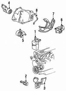 Chevrolet Corsica Mount Assembly