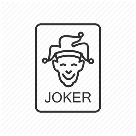 18 x 24 this giclee print offers beautiful color. Joker Card Icon at Vectorified.com   Collection of Joker Card Icon free for personal use