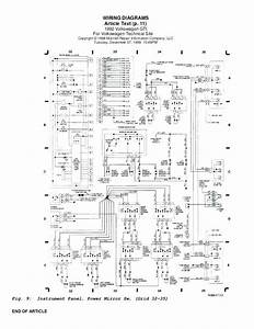 Jetta 1994 Wiring Diagram