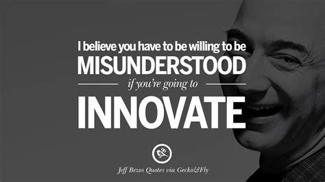 Jeff Bezos Quotes On Innovation