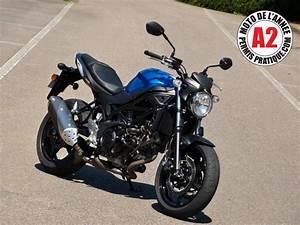 Suzuki Permis A2 : moto de l 39 ann e du permis a2 la suzuki sv650 haut la main ~ Medecine-chirurgie-esthetiques.com Avis de Voitures