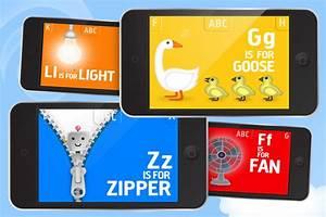Alphabet Flash Cards App Interactive Alphabet Abc Flash Cards Review