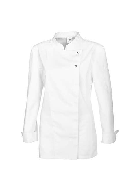 blouse de cuisine femme veste de cuisinier pâtissier femme coton polyester