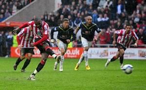 Sunderland 3 Tottenham 1: Darren Bent gets revenge over ...