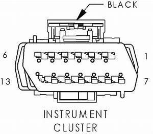 Chrysler  Van  Fuse Box  Brake Light And Cluster Panel Problem