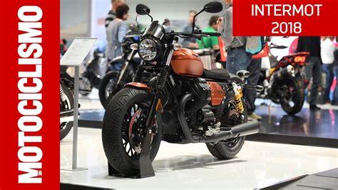 Moto Guzzi V9 Bobber 2019 by Moto Guzzi V9 Bobber Sport 2019 Intermot 2018