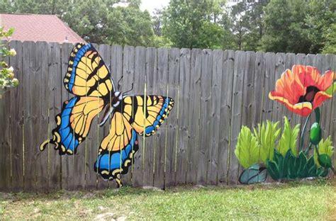 25+ Ideas For Decorating Your Garden Fence (diy. Biochemistry Signs. Android Logo. Yondr Logo. Farmers Market Signs. Castle Disney Logo. Eyelid Dermatitis Signs. Private Road Signs Of Stroke. Saga Murals