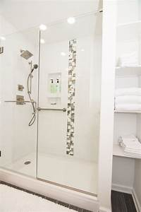 Great, Use, Of, Space, Having, An, Open, Linen, Storage, Area, Next, To, The, Shower