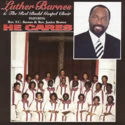 Luther Barnes Albums