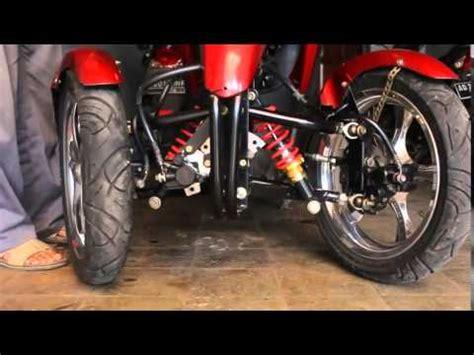 Motor Roda Tiga Modifikasi modifikasi motor roda tiga liputan jogja tv
