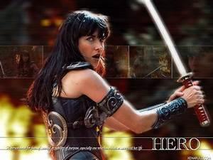 Xena: Warrior Princess images Xena Wallaper HD wallpaper ...