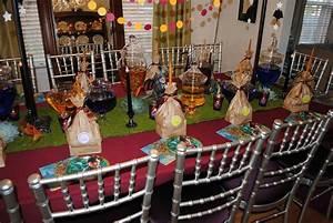 Harry Potter Decoration : harry potter decoration party harry potter party harry ~ Dode.kayakingforconservation.com Idées de Décoration